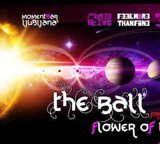 DJ Zweis @ The Ball presents: FLOWER OF LIFE! (LIVE from Moment, Ljubljana 25.5.2018)