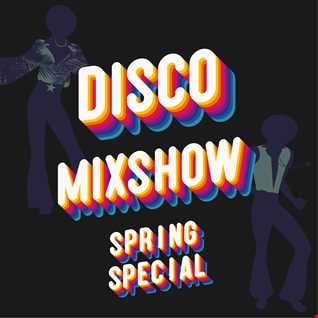 // NuDisco Mixshow 2021 - Spring Special //