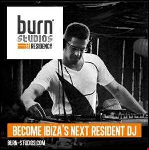 Burn Studios Residency Competition