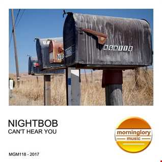 NIGHTBOB - Can't Hear You (Continuous Mix)