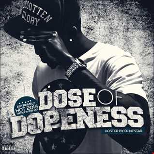 DOSE Of DOPENESS   2014 HIPHOP & RNB MIX - DJ Nestar