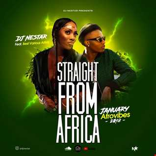 Straight From Africa 🌍 Best Of January 2018   DJ Nestar