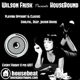 HouseBound Friday 15th Sept 2017