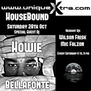 HouseBound on Uniquiextra.com Saturday 28th Oct 2017