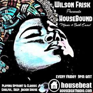 HouseBound Friday 10th November 2017