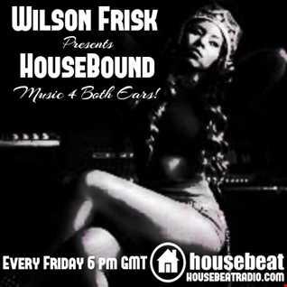 HouseBound  Friday 29th Sept 2017