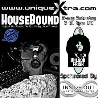 HouseBound Saturday 12th Oct 2019