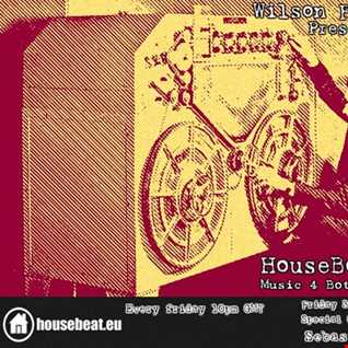 HouseBound March 3rd with special guest DJ Sebasteeno