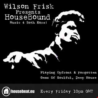 HouseBound Friday 14th April