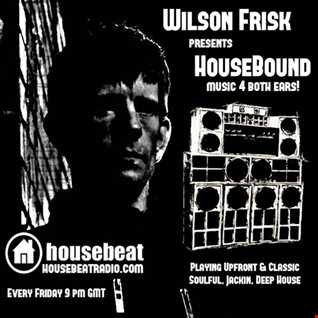 HouseBound Friday 25th August 2017