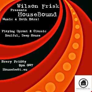 HouseBound Friday 2nd June 17'