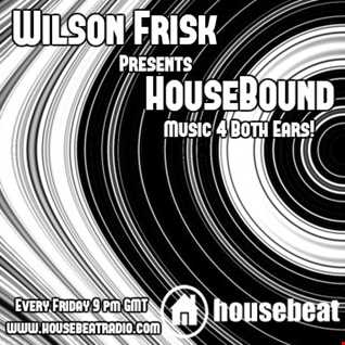 HouseBound Friday 14th July 2017
