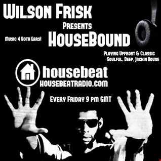 HouseBound Friday 8th Sept 2017