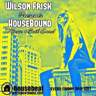 HouseBound Friday 17th November 2017