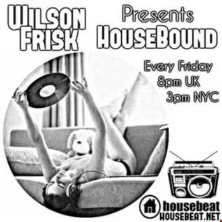 HouseBound Friday 9th March 2018
