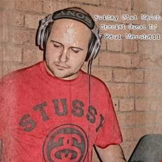 HouseBound 31st March with special Guest DJ Paul Marshall