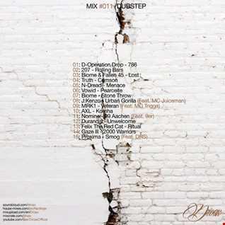 Droax Mix #011/ Dubstep