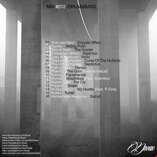 Droax Mix #012/ Deep Drum & Bass