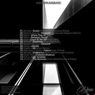 Droax   Mix 009/ Deep Dark Drum&Bass
