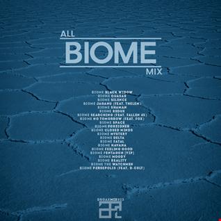 Droax - Mix #023/All Biome Mix (Deep Dubstep)