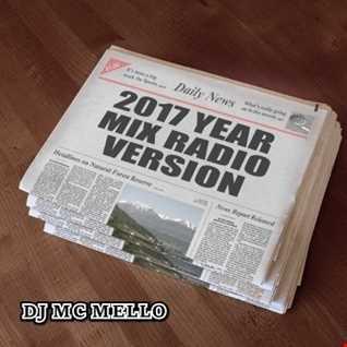 2017 Year Mix (Radio Hit's)
