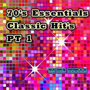70'S Essentials Classic Hit's (Part 1)