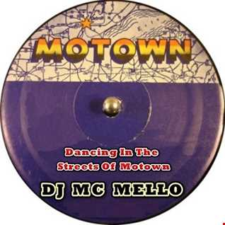 Dancing In The Streets Of Motown