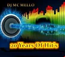 20 Years Of Dance Hit's (Full Lenght Mix)