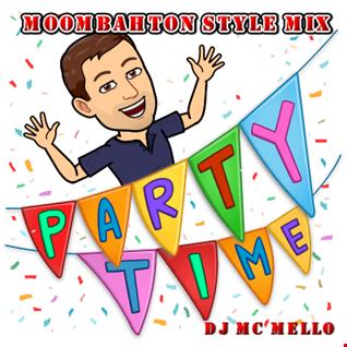 2018 Moombahton Style Mix