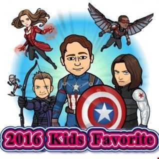 2016 Kids Favorite