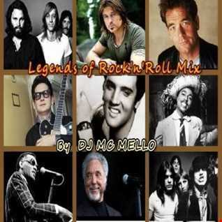 The Legends Of Rock'n'Roll Mix