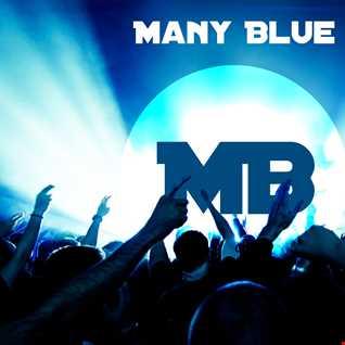 Many Blue - The Best of 2014 Megamix