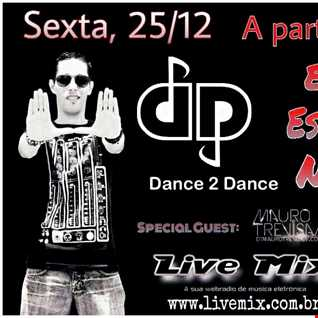 Dance 2 Dance - 2015-12-25 (Radio Rip) - Special Guest: DJ Mauro Trevisan