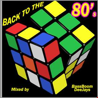 Back To The 80's Mix Part Two