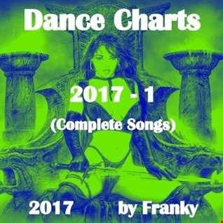 Dance Charts 2017-1 (Complete Songs)