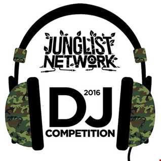"""""""DJ IDLETUMS Junglist Network 2016 DJ Competition mix"""""""