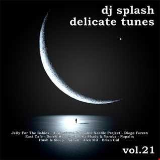 Dj Splash (Lynx Sharp)   Delicate tunes vol.21 2016 www.djsplash.hu
