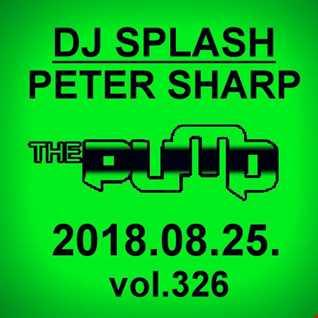 Dj Splash (Peter Sharp)   Pump WEEKEND 2018.08.25. www.djsplash.hu