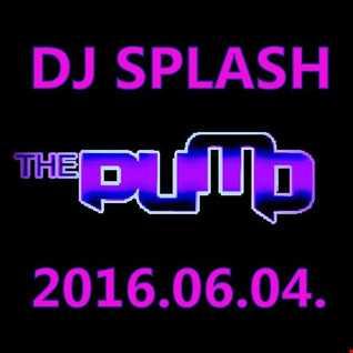 Dj Splash (Lynx Sharp)   Pump WEEKEND 2016.06.04   NU DISCO edition www.djsplash.hu