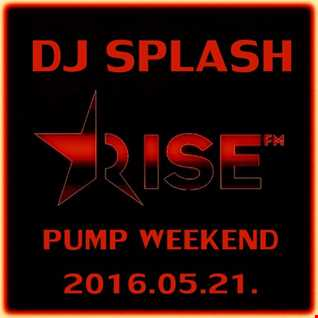 Dj Splash (Lynx Sharp)   Pump WEEKEND 2016.05.21 www.djsplash.hu