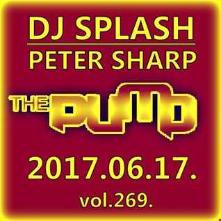 Dj Splash (Peter Sharp)   Pump WEEKEND 2017.06.17. www.djsplash.hu