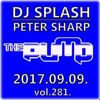 Dj Splash (Peter Sharp)   Pump WEEKEND 2017.09.09. www.djsplash.hu