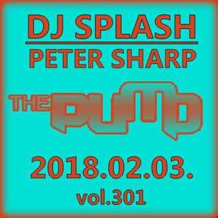 Dj Splash (Peter Sharp)   Pump WEEKEND 2018.02.23   NU DISCO edition   www.djsplash.hu