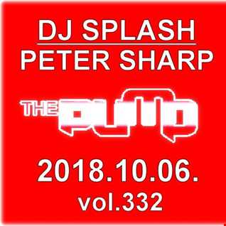 Dj Splash (Peter Sharp)   Pump WEEKEND 2018.10.06   HOUSE SESSION   www.djsplash.hu