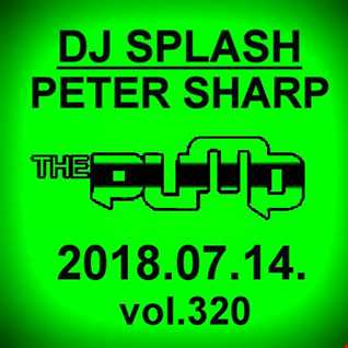 Dj Splash (Peter Sharp)   Pump WEEKEND 2018.07.14   ELECTRO SESSION   www.djsplash.hu