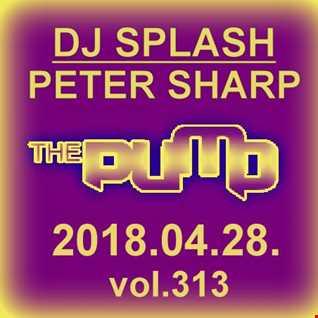 Dj Splash (Peter Sharp)   Pump WEEKEND 2018.04.28. www.djsplash.hu