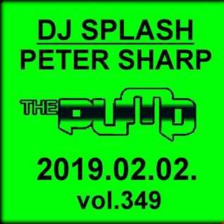 Dj Splash (Peter Sharp)   Pump WEEKEND 2019.02.02. www.djsplash.hu