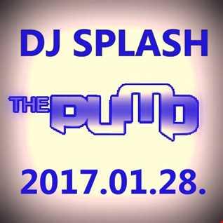 Dj Splash (Peter Sharp)   Pump WEEKEND 2017.01.28   NU DISCO edition www.djsplash.hu