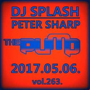 Dj Splash (Peter Sharp)   Pump WEEKEND 2017.05.06. www.djsplash.hu