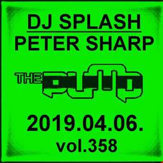 Dj Splash (Peter Sharp)   Pump WEEKEND 2019.04.06   JACKIN' HOUSE SESSION   www.djsplash.hu
